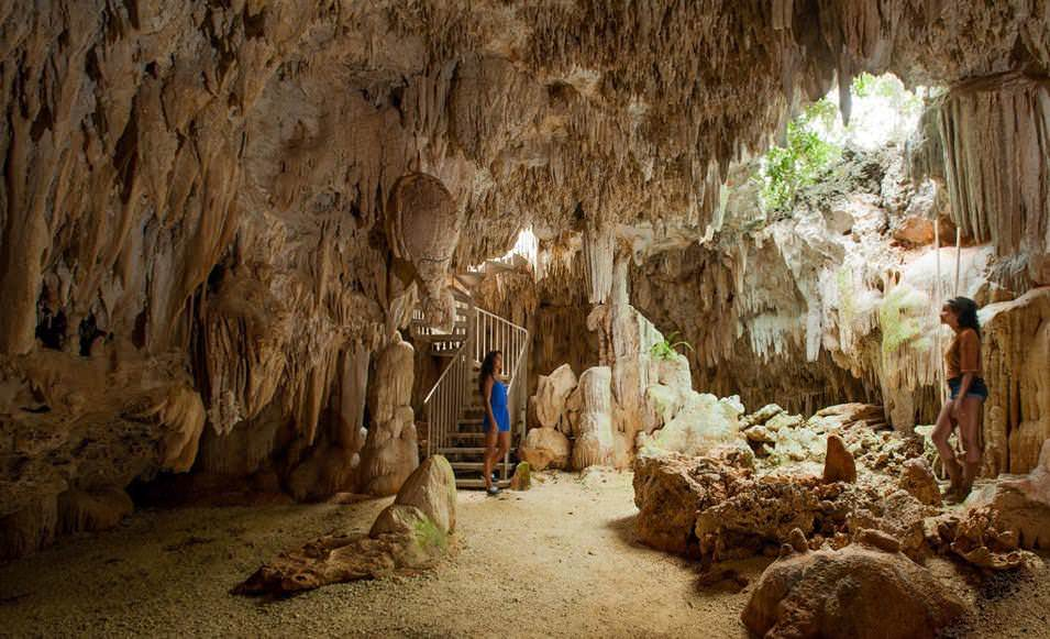 Cayman Crystal Caves